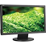20 NEC AccuSync WideScreen 1600x900 VGA DVI-D w/Speaker LED Monitor AS203WMI-BK consumer electronics