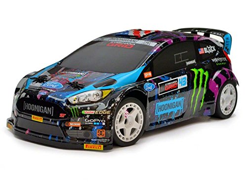 HPI MICRO RS4 FORD FIESTA ST RX43 2015 KEN BLOCK 1/18 - Rs4 Hpi Micro