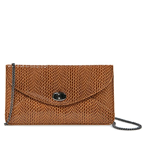 Sorial Coco Clutch (Bisque)
