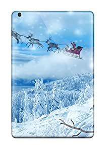 Snap-on Christmas For Computer Case Cover Skin Compatible With Ipad Mini/mini 2