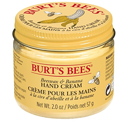 Burt's Bees Hand Creme Beeswax and Banana -- 2 fl oz