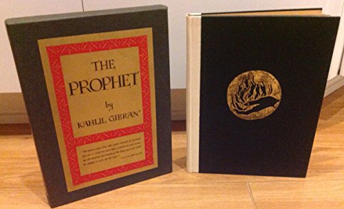 THE PROPHET - A BORZOI BOOK, ALFRED KNOPF PUB.