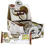 Oskri Organics Coconut Bar - Original 20 / 1.9 oz Bar(S)