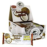 coconut bars oskri - Oskri Organics Coconut Bar - Original 20 / 1.9 oz Bar(S)