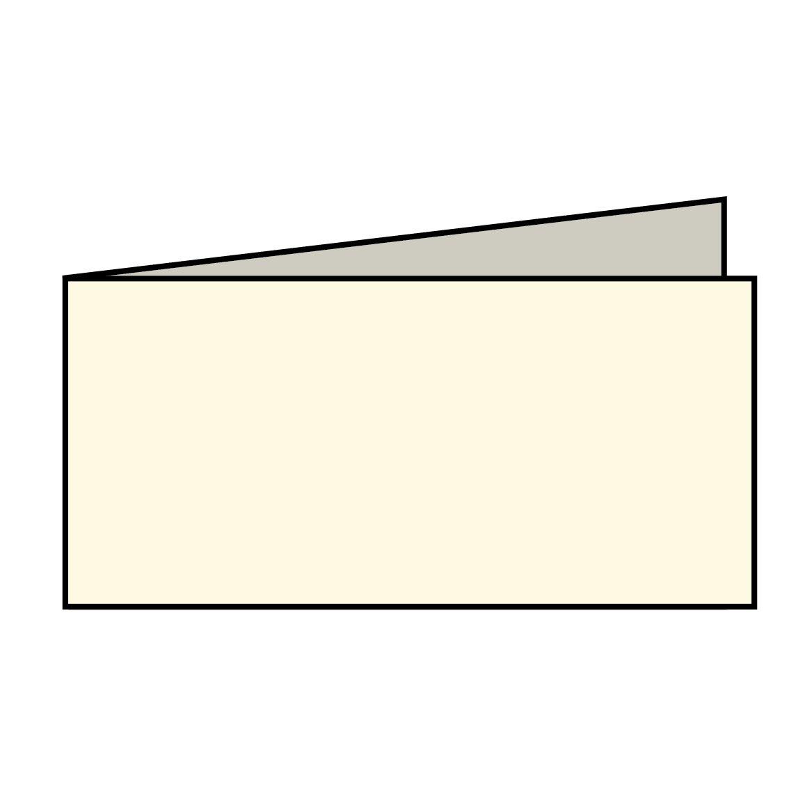 Rössler Papier - - Paperado-Karte DL ld, candle light B07CX8CB33 | Eleganter Stil