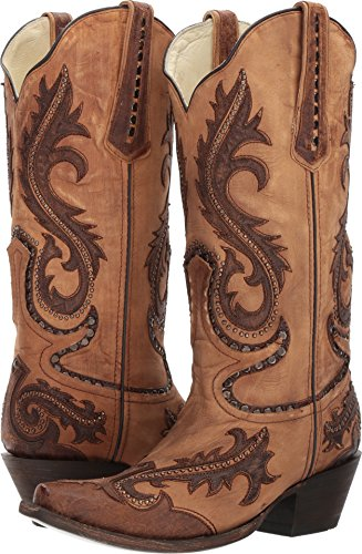 Corral Botas Mujeres G1403 Brown