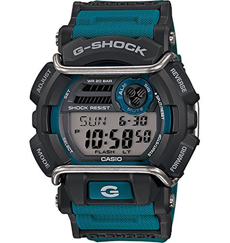 G-Shock GD400-2 Standard Digital Luxury Watch - Blue / One (Blue G-shock Watch)