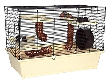 Trixie - Jaula de hámster: Amazon.es: Productos para mascotas