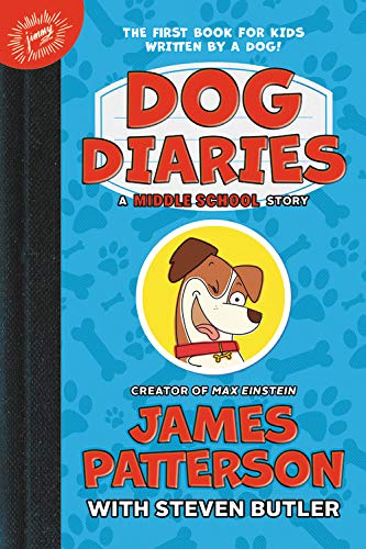 Dog Diaries: A Middle School Story