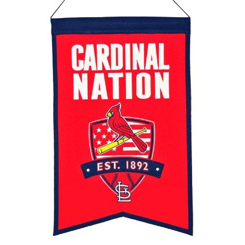 (Winning Streak MLB St. Louis Cardinals Nations Banner)