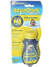 Aquachek AQC-470-0005 - Producto para tratamiento de aguas, color amarillo/