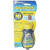 Aqua Chek Aqua Chek Yellow Test Strips Free Chlorine, 50 Strips