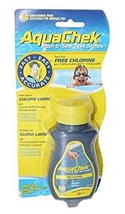 Amazon aqua chek aqua chek yellow test strips free chlorine share facebook twitter pinterest thecheapjerseys Images