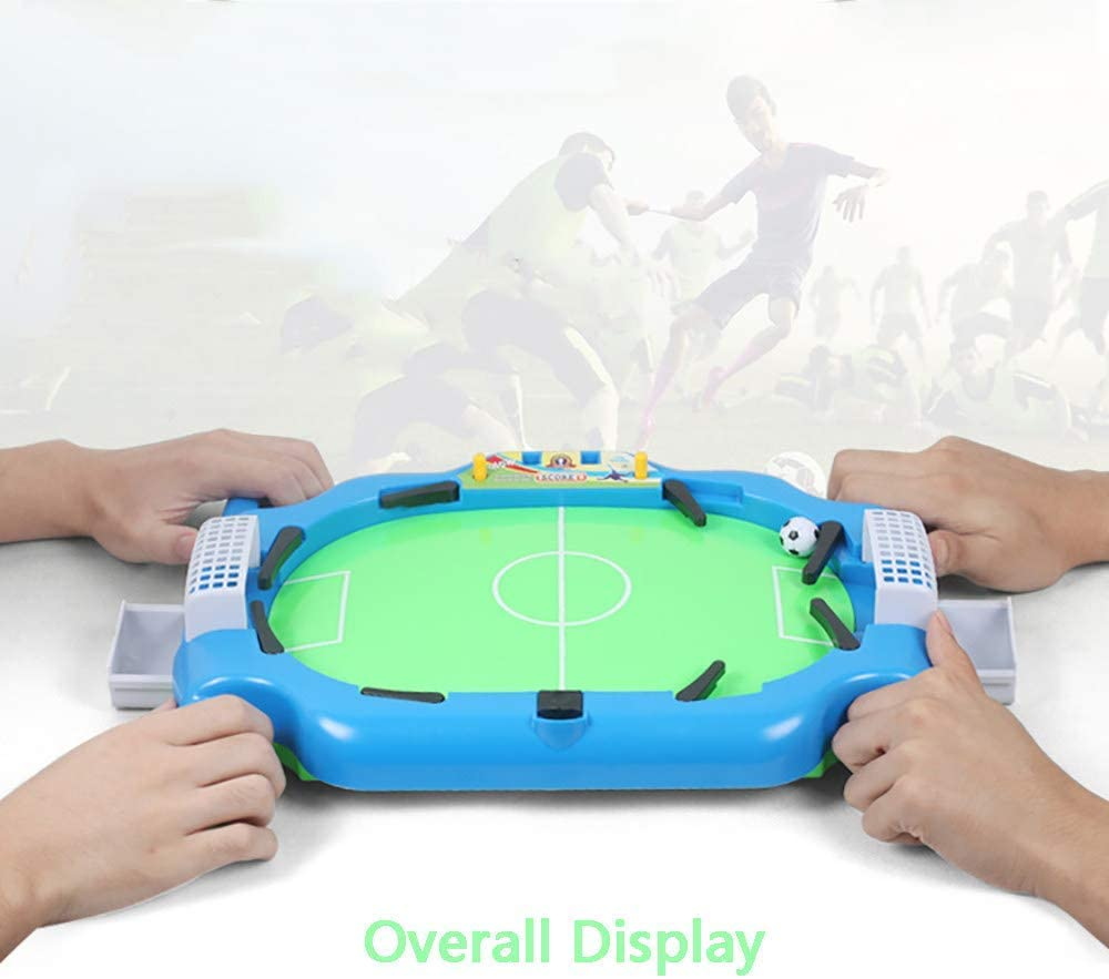 MJ-Games Mesa de fútbol para niños/Mesa Plegable de futbolín ...