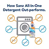 SANZ, High Performance Liquid Detergent, Superior