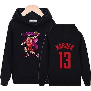 Sudadera con Capucha de Baloncesto James Harden # 13 Sudadera con ...