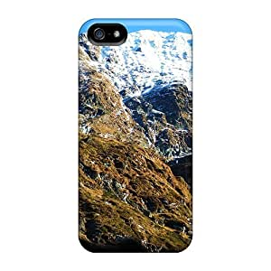 Defender Case With Nice Appearance (a Great Mountain) For Iphone 5/5s