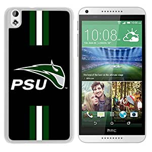 NCAA Portland State Vikings 2 White Customize HTC Desire 816 Phone Cover Case