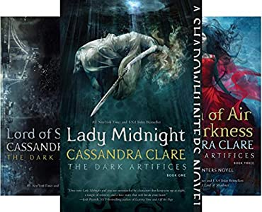 Amazon com: Queen of Air and Darkness (The Dark Artifices