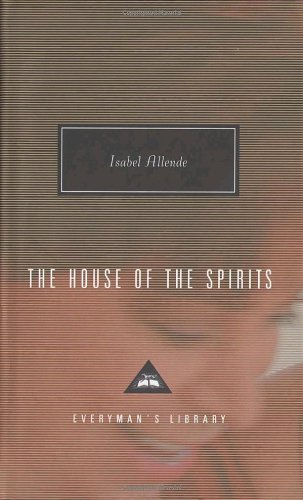 book cover of The House of the Spirits
