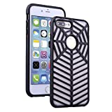 """iPhone 7 Plus Case,Zwish Black iphone SpiderCase Shockproof Scratch Resistant Arc-Shaped TPU Protective Case for iPhone 7plus (5.5"""") offers"""