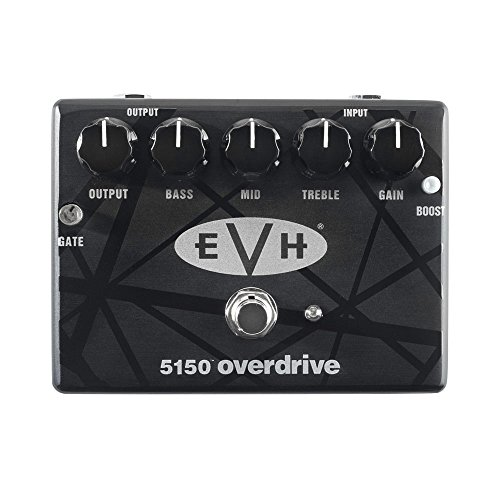 MXR EVH5150 Overdrive (Mxr Distortion Pedal)