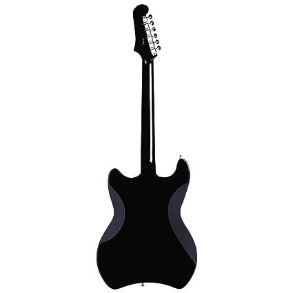 Guild S-50 Jetstar - Guitarra eléctrica, color negro: Amazon.es: Instrumentos musicales