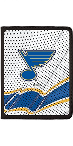 St Louis Blues - Away Jersey design on Black 2nd-4th Generation iPad Swivel Stand Case