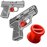 Garrison Grip Two Micro Trigger Stop Holsters Fit Kahr P380 ACP 380 All Kahr Models s18 Red