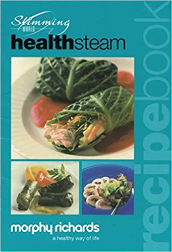 Health steam recipe book morphy richards slimming world health steam recipe book morphy richards slimming world amazon not stated books forumfinder Choice Image