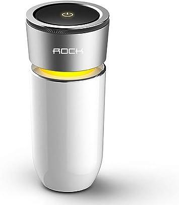 XIAOYA Ionizador De Aire Mini Purificador Para Coche Filtro De ...