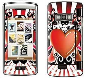 Winged Heart Skin for LG enV Touch NV Touch VX11000 Phone by Maris's Diary