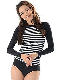 R0514 UV Protection Women's Compression Long Sleeve Sportswear Rash Guard