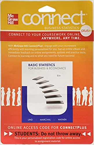 Connect 1 semester access card for basic statistics for bus econ connect 1 semester access card for basic statistics for bus econ 8th edition fandeluxe Gallery