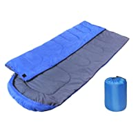 Simply Camping Lightweight Mummy Sleeping Bag - Perfect for Camping, Backpacking, Hiking, Outdoors   3-4 Seasons   For Adults & Children   Feel Comfort & Safe