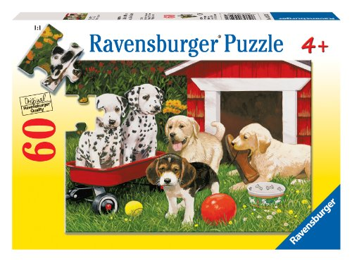 Ravensburger Puppy Party - 60 …