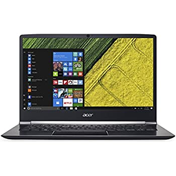 "Acer Swift 5, 14"" Full HD, 7th Gen Intel Core i5-7200U, 8GB LPDDR3, 256GB SSD, Windows 10, SF514-51-54T8"