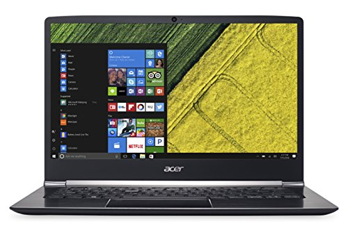 "Acer Swift 5, 14"" Full HD, 7th Gen Intel Core i7-7500U, 8GB LPDDR3, 256GB SSD, Windows 10, SF514-51-706K"
