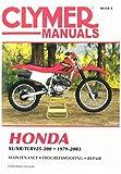 Clymer M3184 Repair Manual
