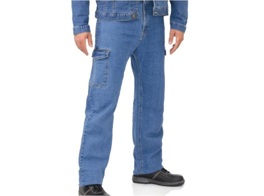 Vesin - Pantalon Vaquero Multibol. 46