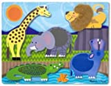 Melissa & Doug Zoo Animals Touch and Feel