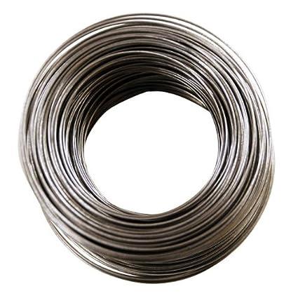 Amazon.com: Ook 50134 175\' 20 Gauge Galvanized Steel Hobby Wire ...