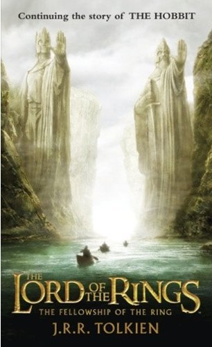 The Fellowship Of The Ring (Turtleback School & Library Binding Edition) (Lord of the Rings) [J.R.R. Tolkien] (Tapa Dura)