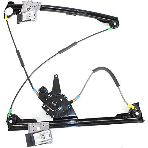 Regulator Cabrio Window (Evan-Fischer EVA16772049778 Window Regulator Power Front Driver Side)