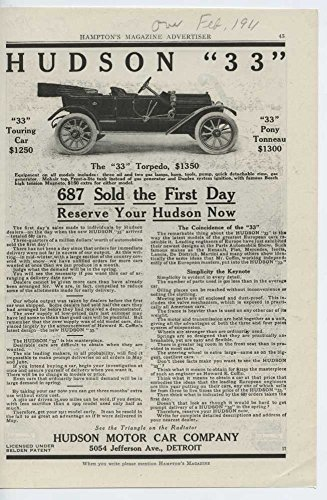 The 8 best hudson auto advertising