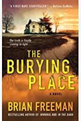 The Burying Place: A Novel (Jonathan Stride Book 5) Kindle Edition