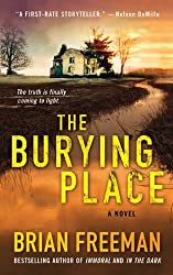The Burying Place: A Novel (Jonathan Stride Book 5)