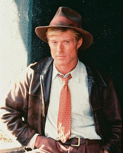 The Natural Featuring Robert Redford 11x14 Promotional Photograph as Roy Hobbs Featuring Natural