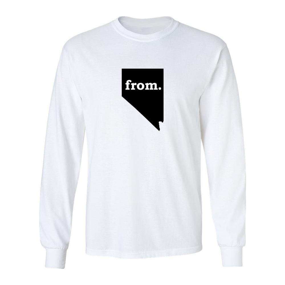 TsFrom Nevada Long Sleeve Polyester T-Shirt