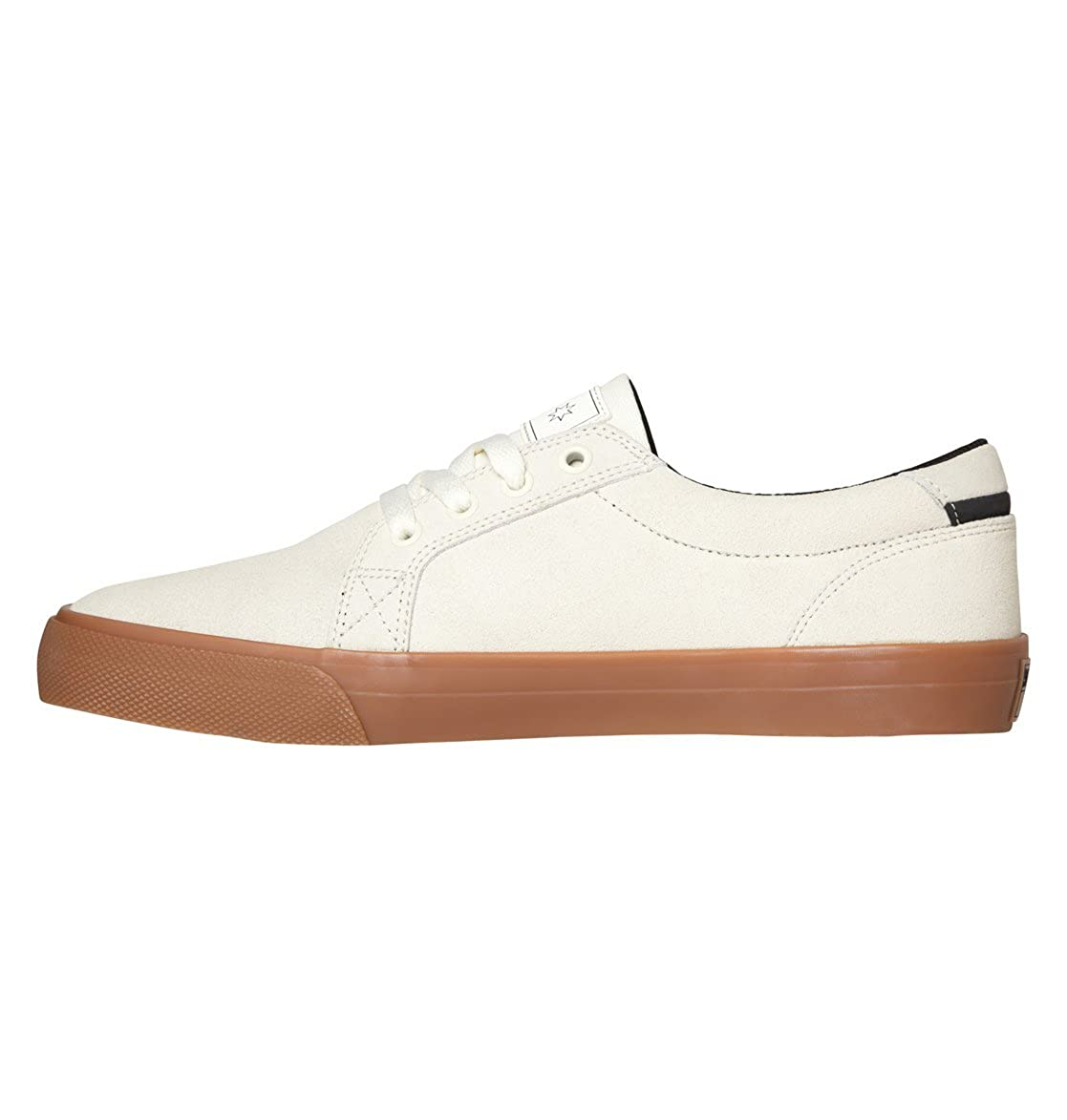 DC - - Young Men-Rat S S S Low Top Schuhe, EUR  45, Weiß Gum 2f827f